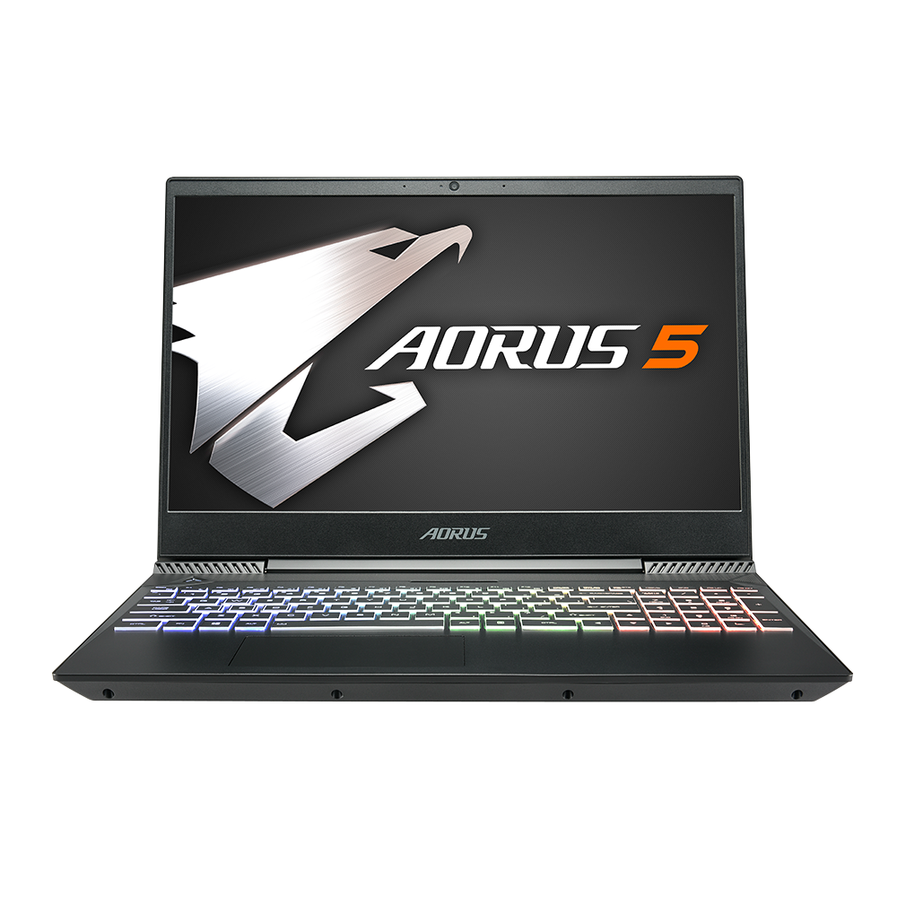 AORUS 5 (Intel 9th Gen)