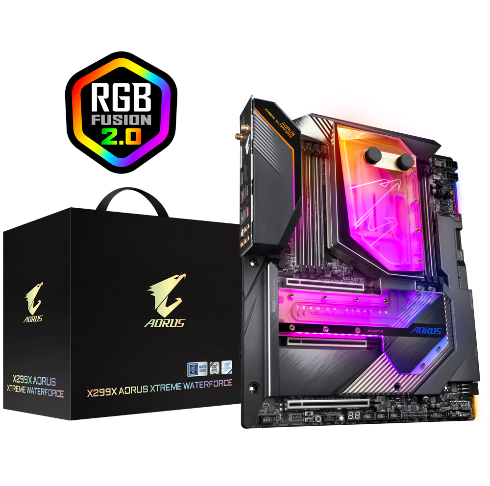 X299X AORUS XTREME WATERFORCE