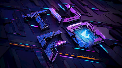 AORUS   Enthusiasts' Choice for PC gaming and esports   AORUS