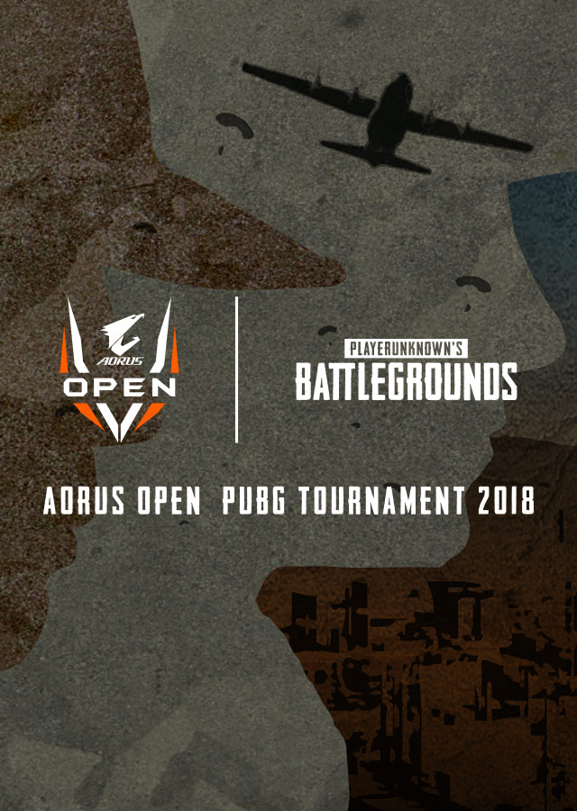 [FR] 2018 AORUS OPEN PUBG Tournament