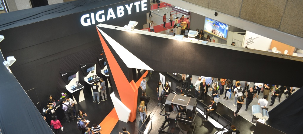 COMPUTEX 2017 Coverage: Booth Tour