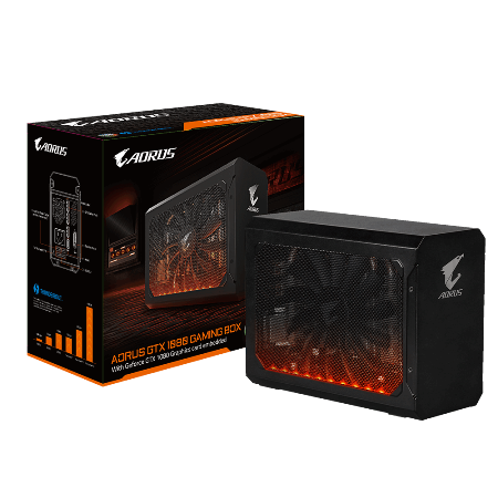 AORUS GTX 1080 Gaming Box Released
