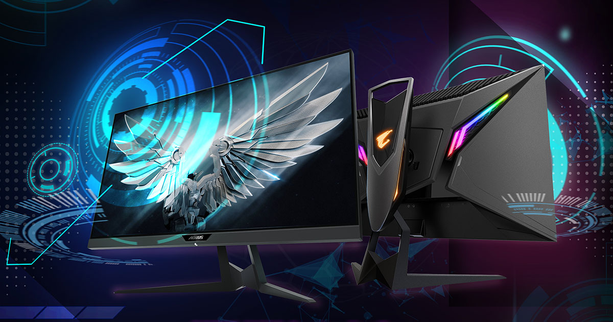 Top 3 Innovations de notre Aorus FI27Q-P: HBR3, BLACK EQUALIZER 2.0, ANC 2.0
